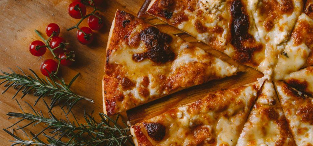 imagen de pizza